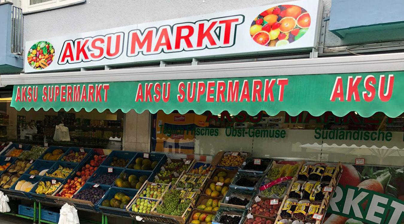 Aksu-Markt-Laden